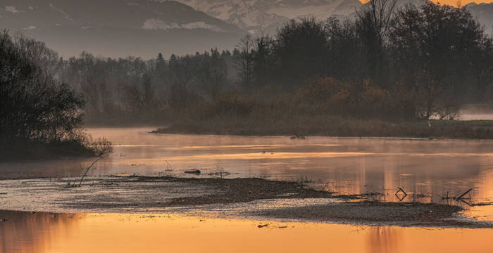 November: Fachsee (AG) © Andreas Gerth